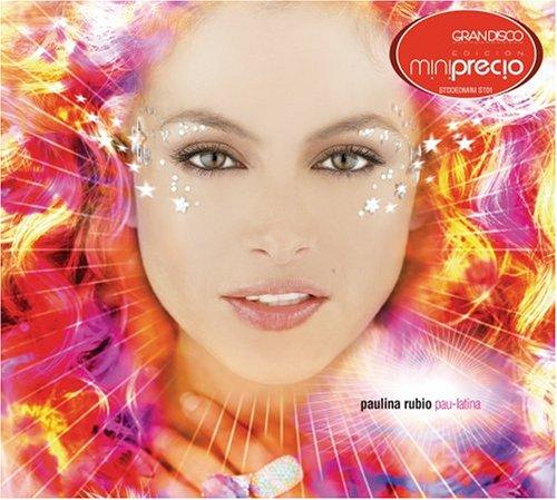 Paulina Rubio - Pau-Latina [US-Import] - Zortam Music