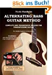 ALTERNATING BASS GUITAR METHOD (Finge...
