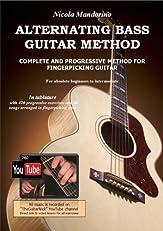 ALTERNATING BASS GUITAR METHOD (Fingerpicking lessons with video)