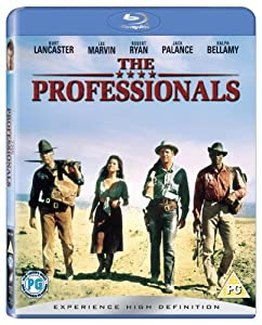 The Professionals [Blu-ray] [Import anglais]