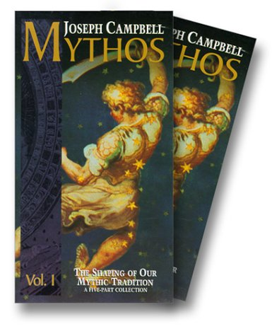 Joseph Campbell - Mythos, Vol. 1: The Shaping of Our Mythic Tradition [VHS]