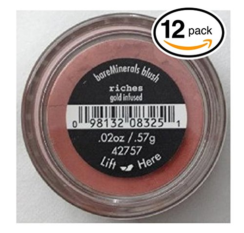 pack-of-12-bare-minerals-bare-escentuals-riches-42757-blush-makeup-gold-infused-warm-earth-pink-idea