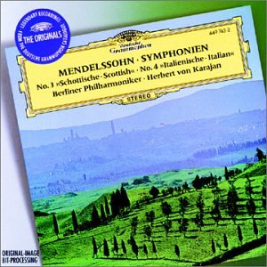 Mendelssohn: Symphonies Nos 3 & 4