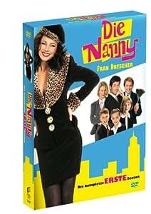 Die Nanny - Die komplette erste Season (3 DVDs)