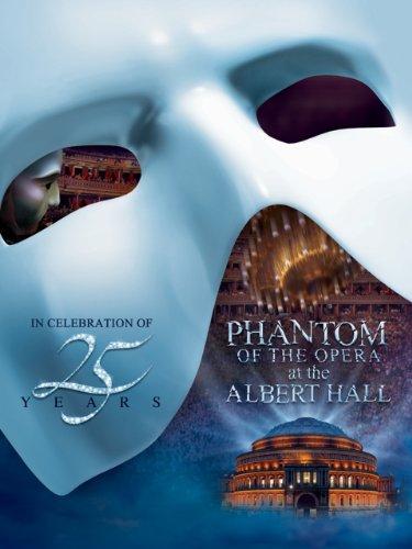 オペラ座の怪人25周年記念公演inロンドン (字幕版)