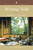 Writing Well, Longman Classics Edition (9th Edition) (0321439015) by Hall, Donald