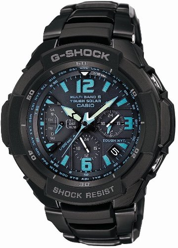 カシオ (CASIO) 腕時計 G-SHOCK SKY COCKPIT GW-3000BD-1AJF タフソーラー 電波時計 MULTIBAND 6  メンズ