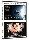 Pack: Gravity + 2001: Odisea Del Espacio [DVD]