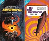 The Time Mercenaries / Anthropol (Ace SF Double, H-59)