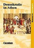 Demokratie in Athen Die attische Demokratie - Vorbild der modernen Demokratie - Hans-Joachim Gehrke