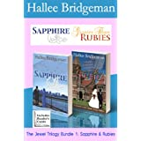 The Jewels Bundle 1: Sapphire & Rubies (Christian Romance) (The Jewel Trilogy) ~ Hallee Bridgeman