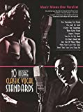 Music Minus One Voice: Ten More Classic Vocal Standards (Book & CD)