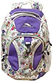 High Sierra Riprap Laptop Backpack for 15-Inch Laptop (Light Purple and White)