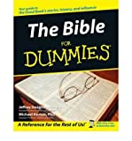 The Bible For Dummies (0764552961) by Jeffrey Geoghegan