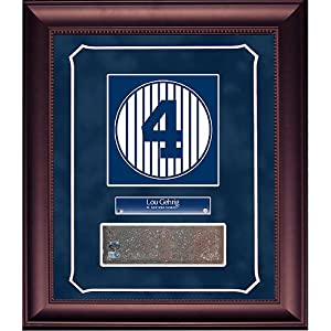 Steiner Sports MLB New York Yankees Lou Gehrig Retired Number Monument Park Brick... by Steiner Sports