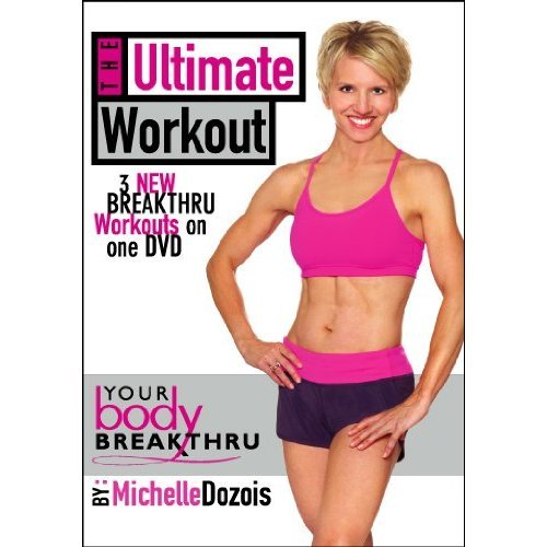 Michelle Dozois' The Ultimate Workout DVD