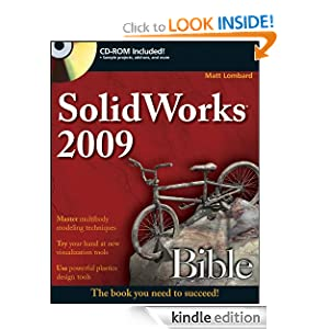SolidWorks 2009 Bible eBook (1 cd)