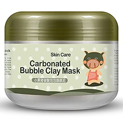 EFINNY Carbonated Bubble Clay Mask Whitening Oxygen Mud Moisturizing Deep Clean