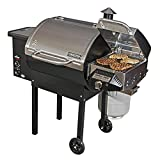Camp Chef SmokePro DLX PG24S Pellet Grill With Sear Box – Bundle