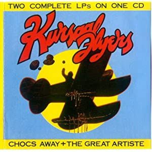 Chocs Away + The Great Artiste