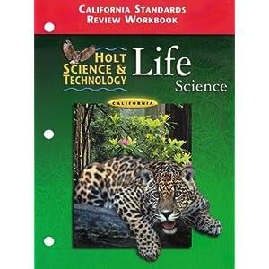 holt science technology california grade 7 life science standards worksheets holt rheinhart. Black Bedroom Furniture Sets. Home Design Ideas