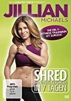 Jillian Michaels - Shred: Der Fitness-Crashkurs in 7 Tagen