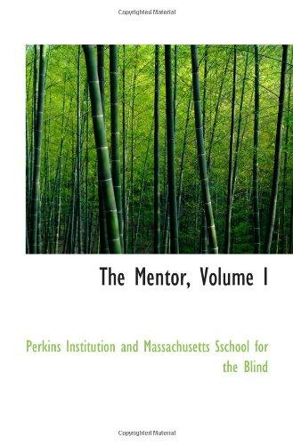 The Mentor, Volume I