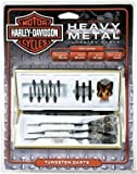 Set Of 3 Heavy Metal Steel Tip 24 Gram Darts