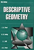 img - for Descriptive Geometry (9th Edition) book / textbook / text book