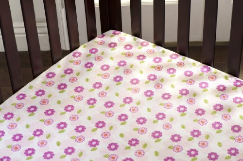 Graco Fitted Crib Sheet - 1