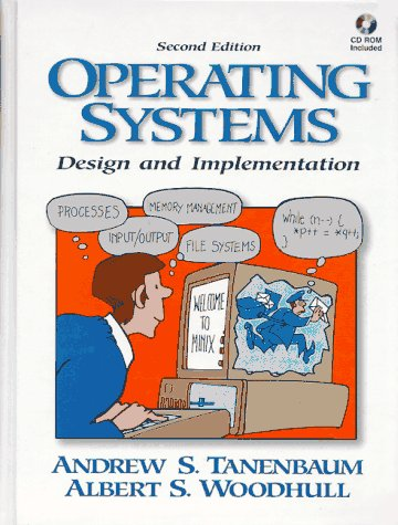 Operating Systems Design and Implementation