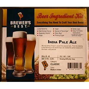 India Pale Ale Homebrew Beer Ingredient Kit: Amazon.com: Grocery