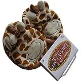 Teddykompaniet Baby Slippers/Booties - Giraffe