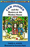 Cam Jansen: The Mystery of the Monkey House #10 (0140360239) by Adler, David A.