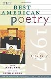 The Best American Poetry 1997