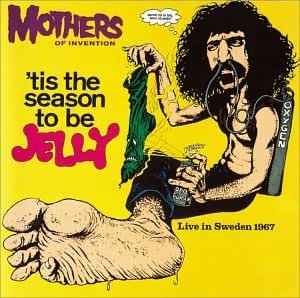 Frank Zappa Mothers Of Invention Tis The Season To Be