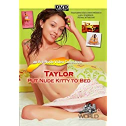 Put Nude Kitty to Bed featuring Taylor Laci Cadence and Petra - a Nude-Art Film