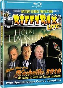 Rifftrax: LIVE! House On Haunted Hill [Blu-ray]