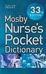 Mosby Nurse's Pocket Dictionary, 33e