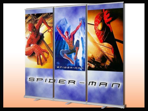 10Ft Graphics Wall - Retractable Banner Stand Wall Trade Show Display!!!