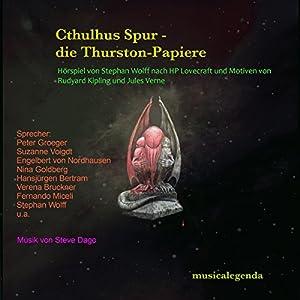 Das Treffen der Archäologischen Versammlung (Cthulhus Spur - Die Thurston-Papiere 6) Hörspiel