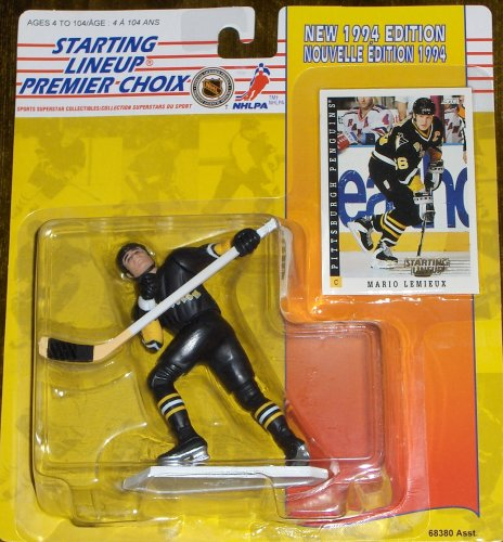 1994 Mario Lemeiux NHL Starting Lineup - 1