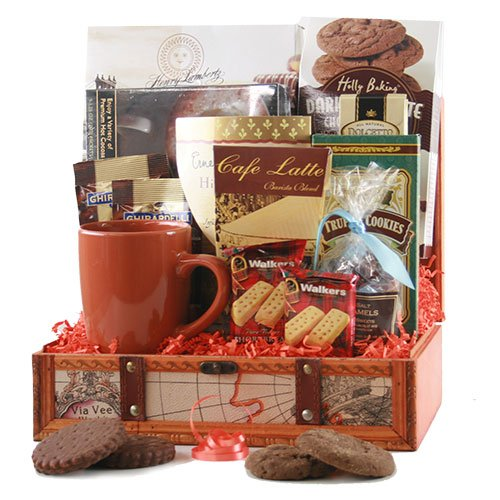 Triple Crown Coffee Gift Basket