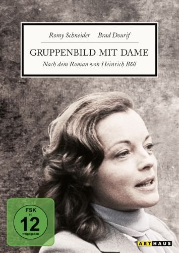 Gruppenbild mit Dame, DVD
