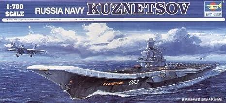 Porte-avions soviétique amiral Kuznetsov
