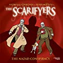 The Scarifyers: The Nazad Conspiracy  by Simon Barnard Narrated by Nicholas Courtney, Terry Molloy