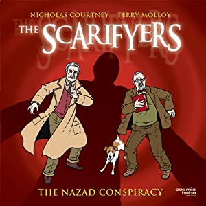 The Scarifyers: The Nazad Conspiracy Radio/TV Program