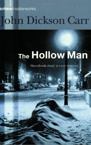 The Hollow Man (CRIME MASTERWORKS)