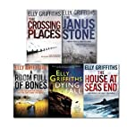 Elly Griffths Ruth Galloway Mystery Series 5…
