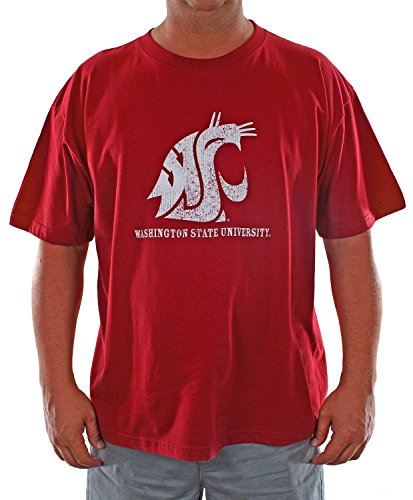 Washington State University Adult T-shirt (Adult XXL)